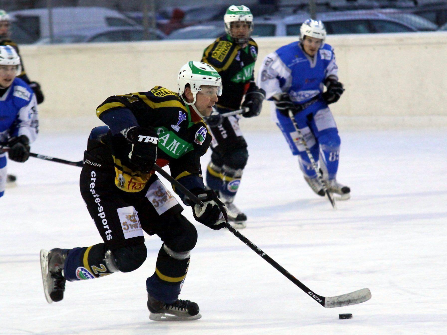 Rankweil-Legionär Tomas Kucharcik glänzt und verhalf zum Aufstieg ins Semifinale.