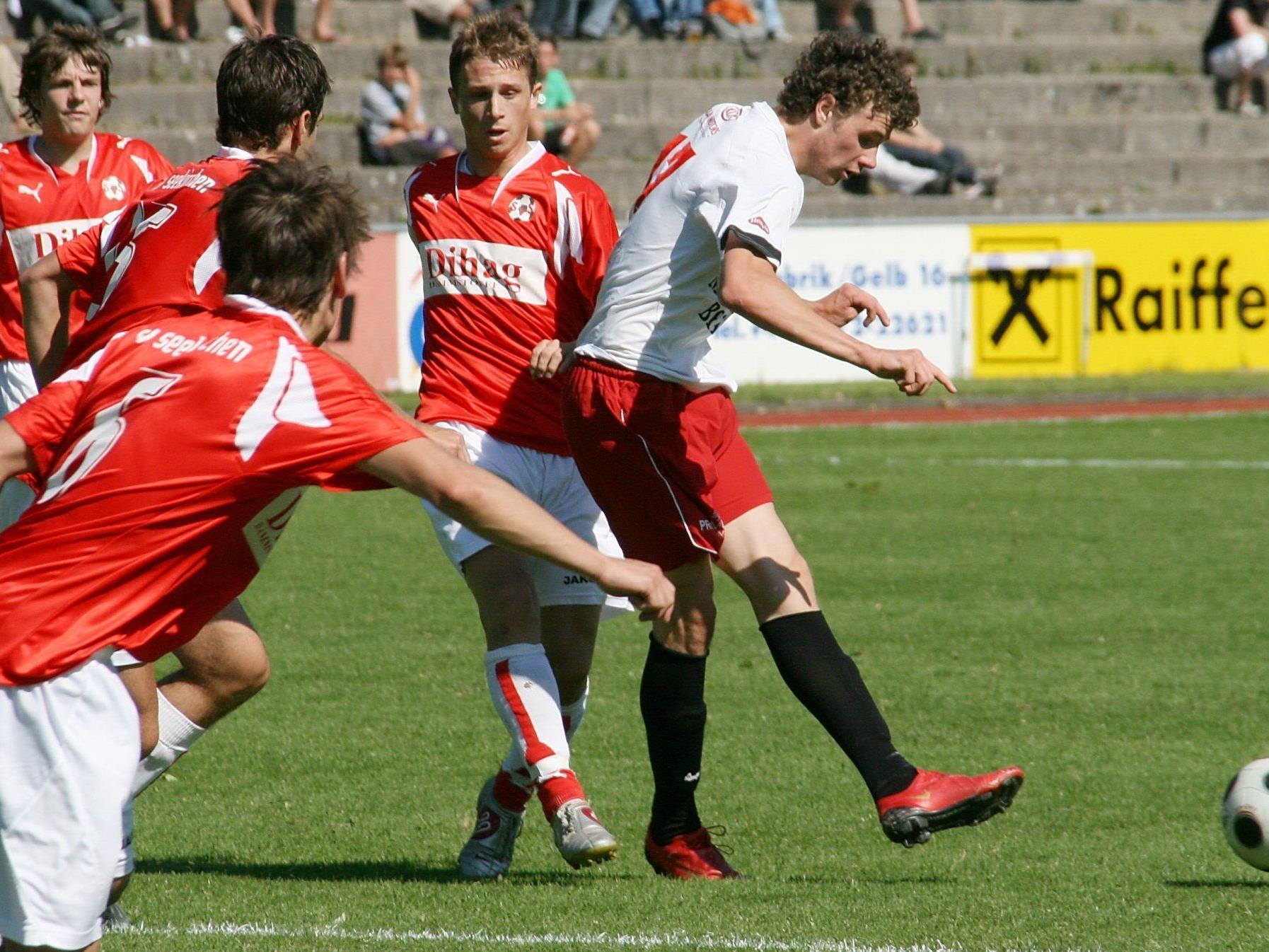 Deniz Mujic spielt bis Sommer beim Regionalligaklub FC Pasching.