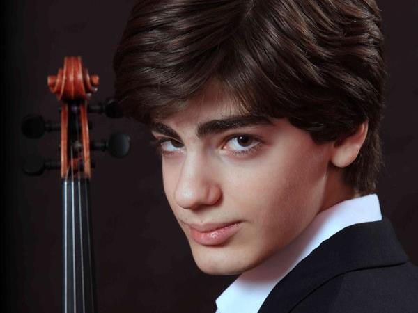 Vertritt Österreich beim Eurovision Young Musicians: Emmanuel Tjeknavorian