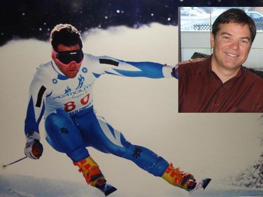 Christian Orlainsky beendete seine Skikarriere 1991 in der US-Profirennserie. Heute hat er sich auf den Devisenhandel spezialisiert.