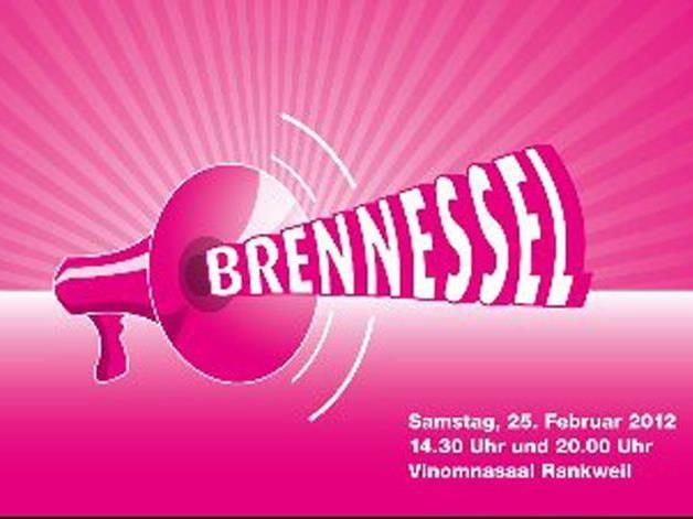 D' Rankler Brennessla ruaft, wie jedes Jahr in den Vinomnasaal.