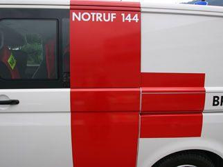 Pkw-Lenkerin wurde verletzt.