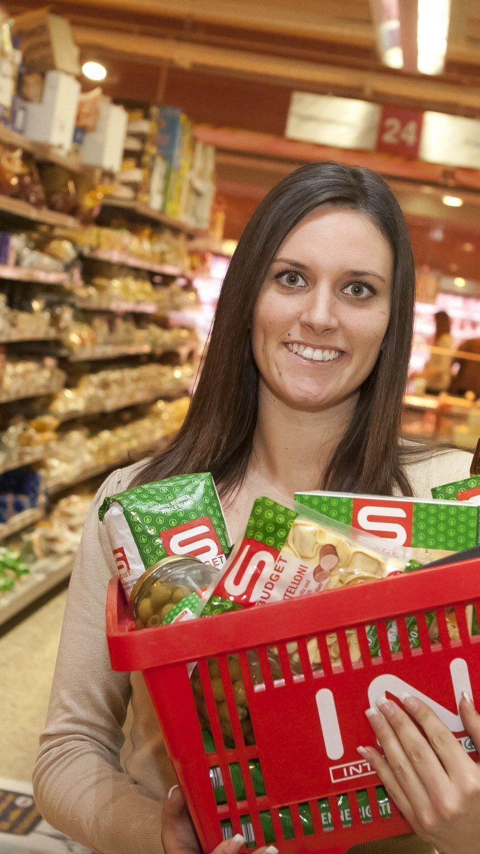 SPAR ist mit Eigenmarken erfolgreich. S-Budget, SPAR Premium etc. machen 35 Prozent des Umsatzes aus.