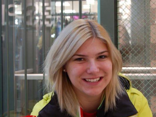 Shannon Ender kümmert sich um den Nachwuchs des Handballklub Lustenau.