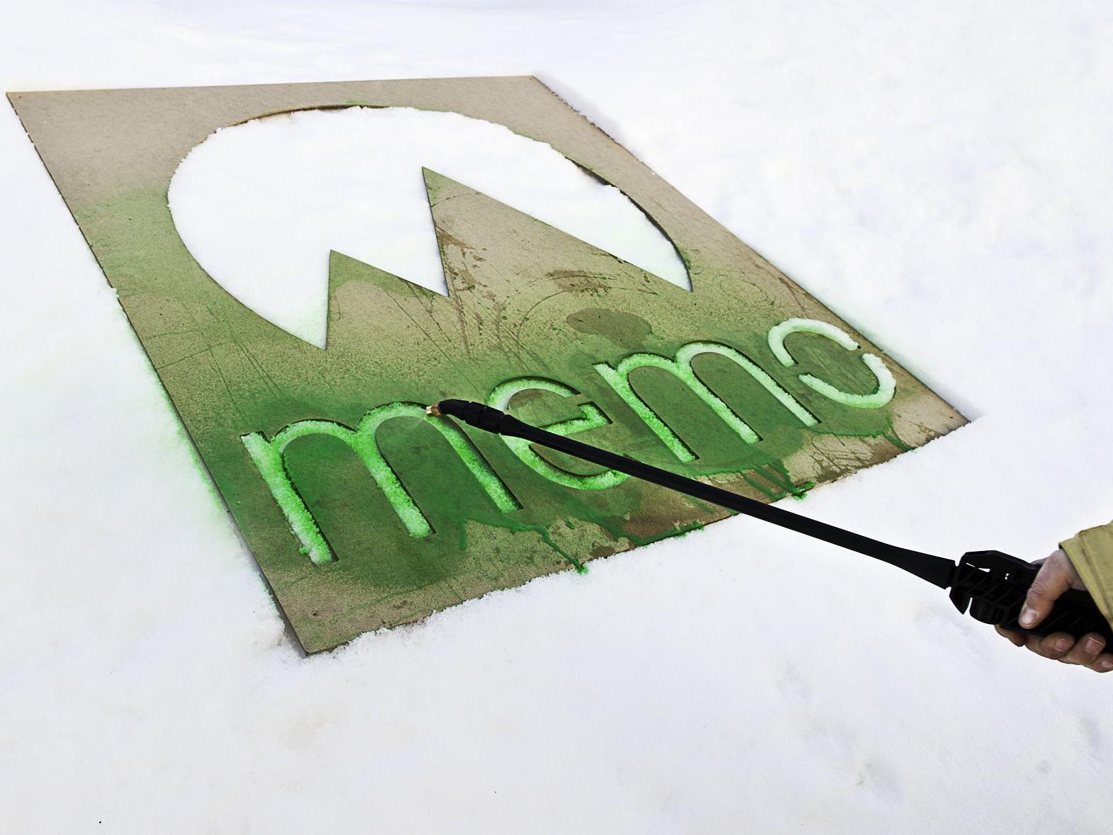 Snowbrading im Montafon