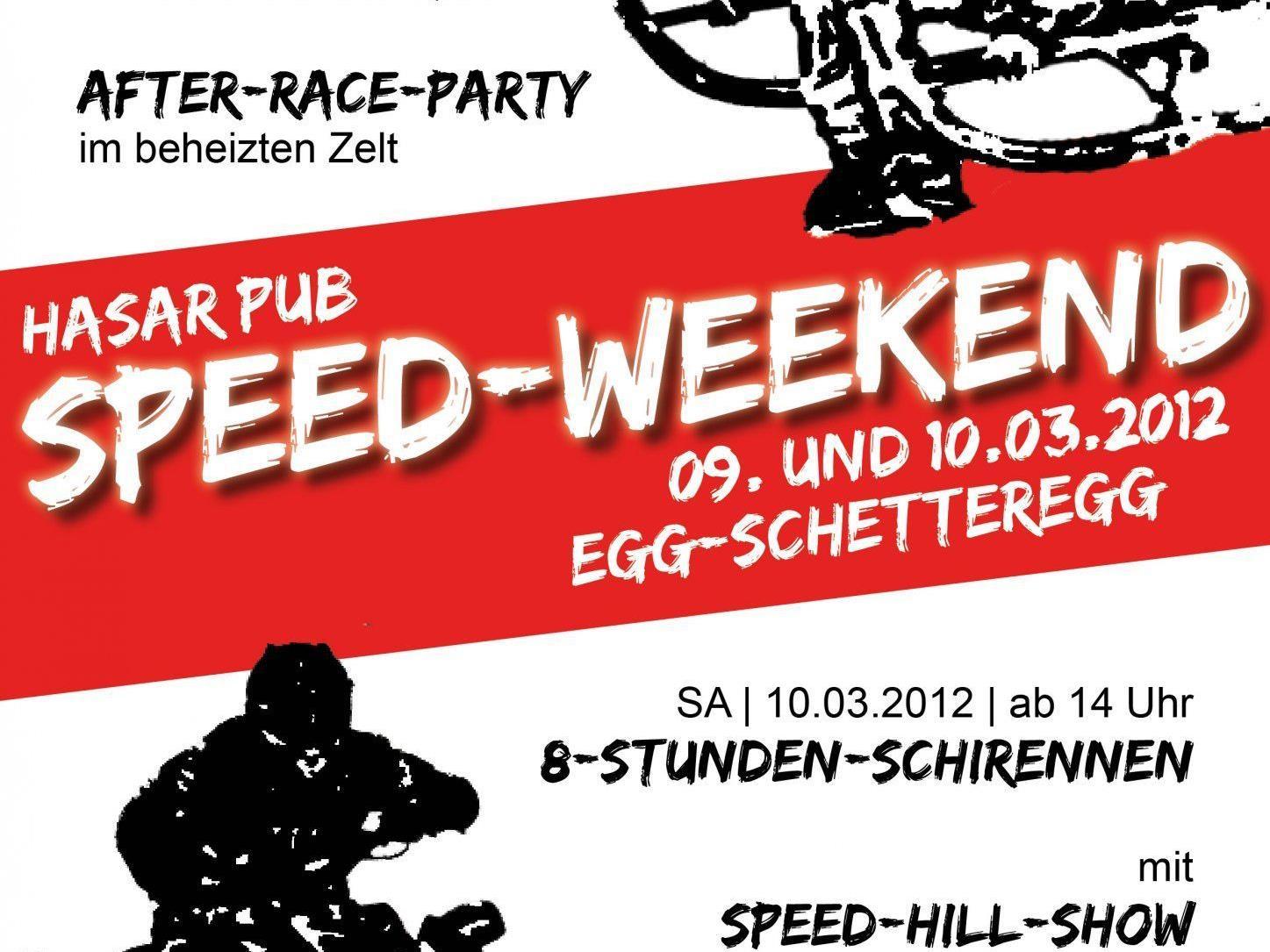 [Hasar Pub] Speed-Weekend