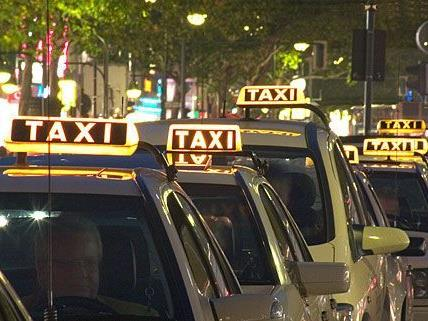 Mehr Taxi-Anbieter ab Montag in Wien.