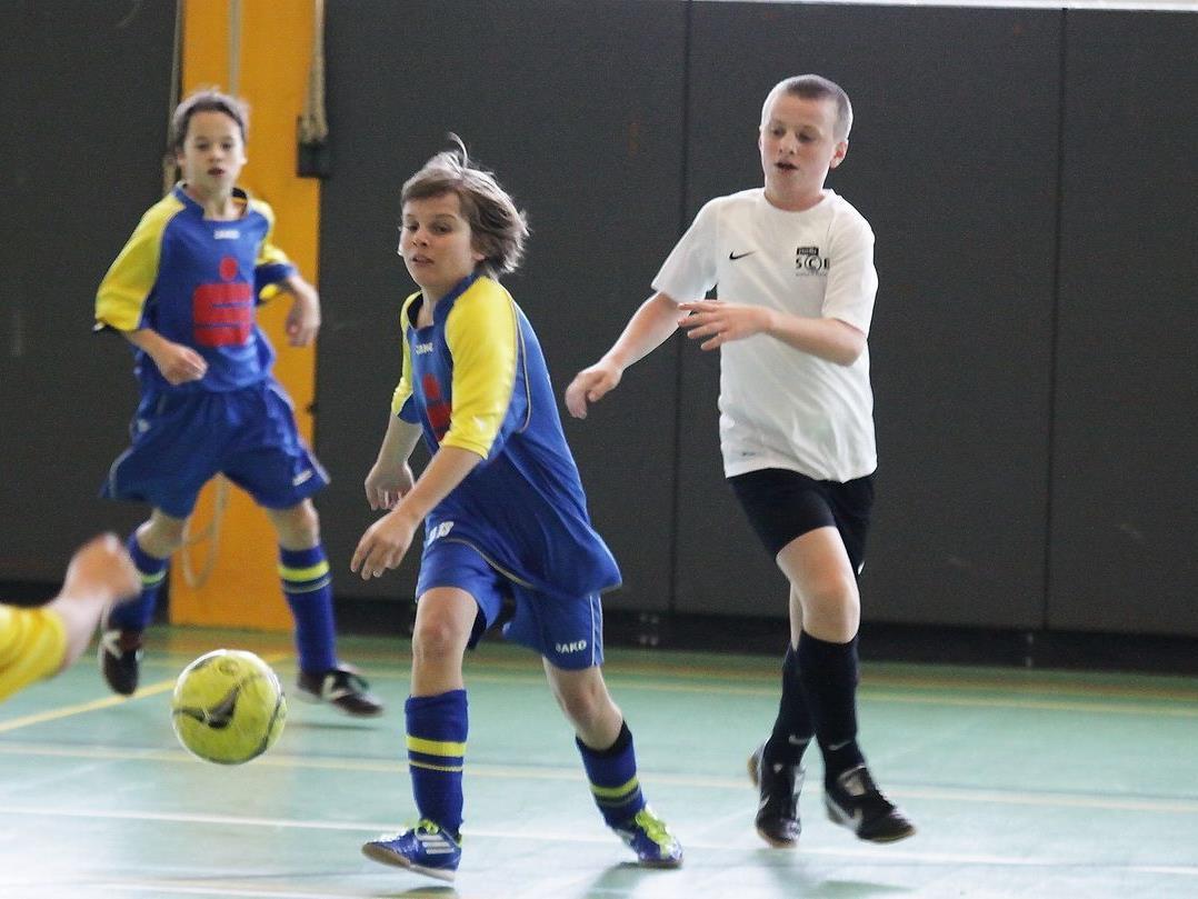 Das VfB-Hallenfußballturnier übertraf wieder alle Erwartungen.