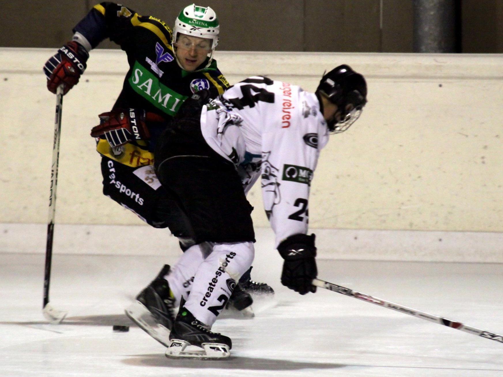 Eventuell spielt Weltmeister Tomas Kucharcik auch kommende Saison für HC Rankweil.