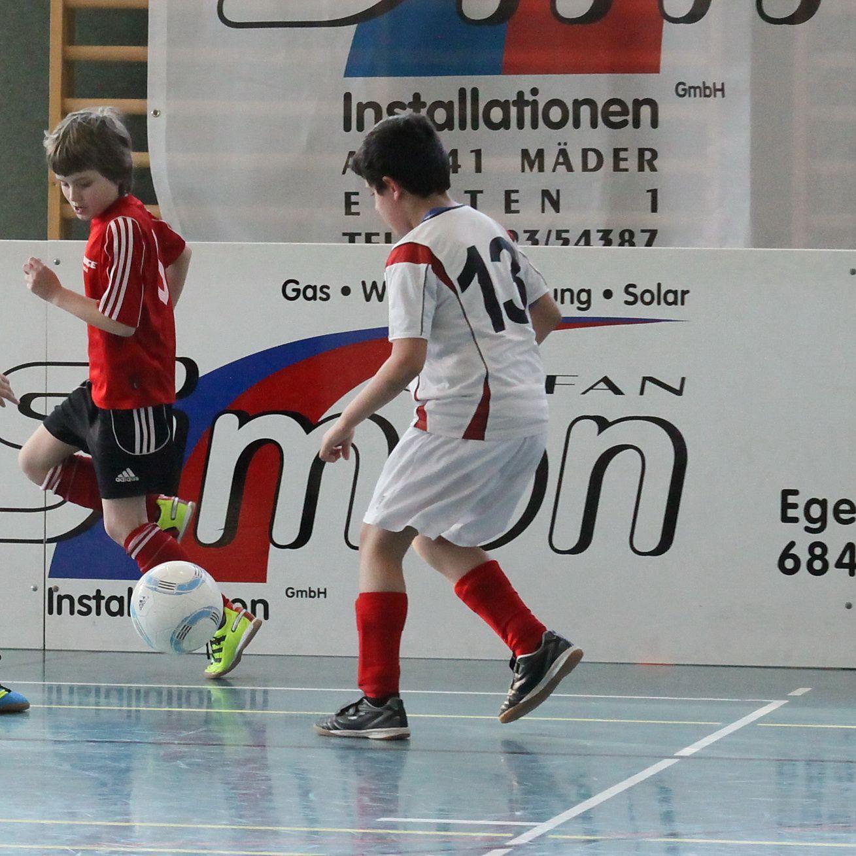 Sportlich und wirtschaftlich war das Hallenturnier des FC Mäder wieder ein voller Erfolg.