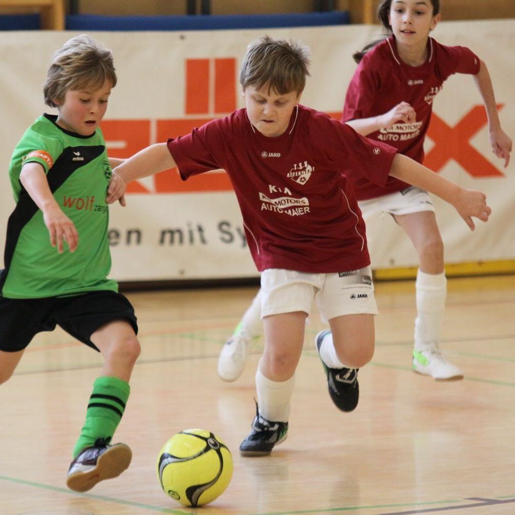 Fußball mit Herz und viel Leidenschaft am zweiten Tag der RW Rankweil Hallenfußballturnierserie.