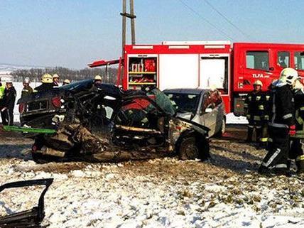 Die Unfälle ereigneten sich am Mittwoch Nachmittag.