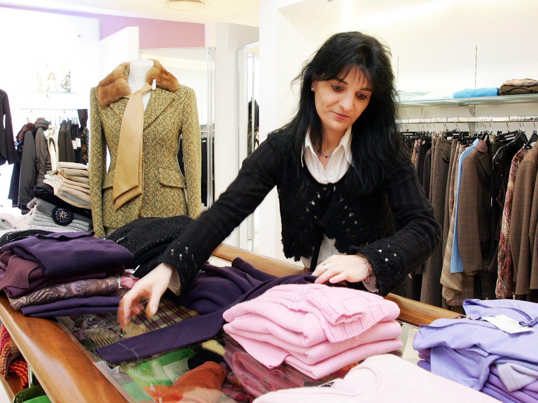 Verkäuferin: Der typische Teilzeitjob als Weg in die Altersarmut