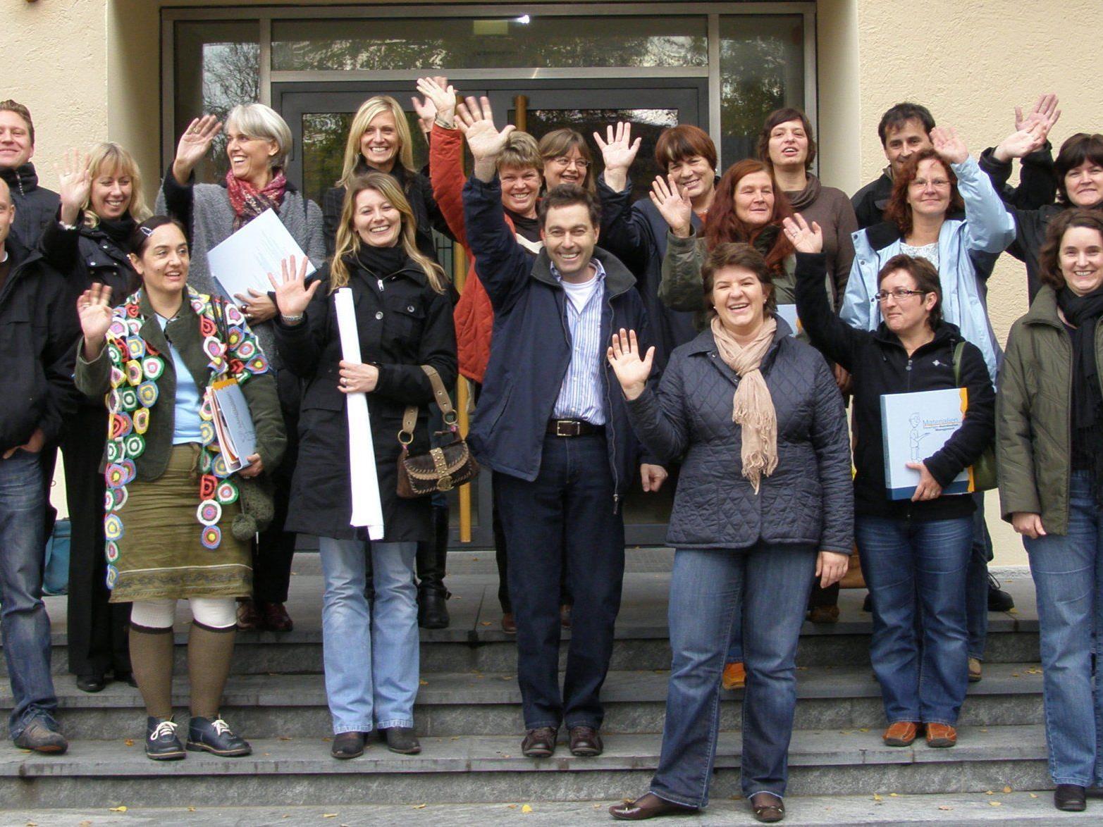 """Frühjahrsprogramm 2012 der """"Vorarlberg Akademie"""" erschienen"""
