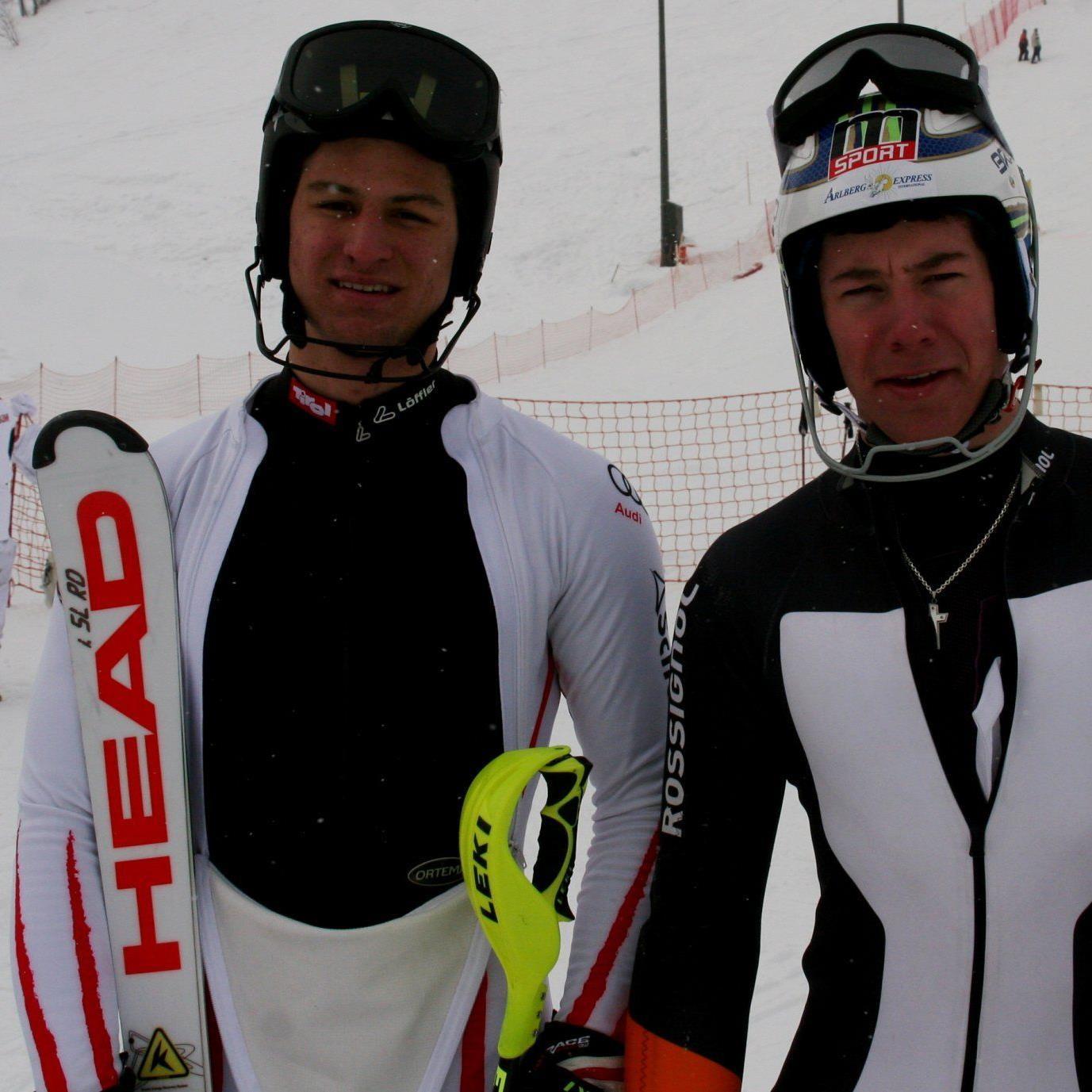 Mathias Graf holte ÖM-Gold, Johannes Strolz erobert die Bronzene.