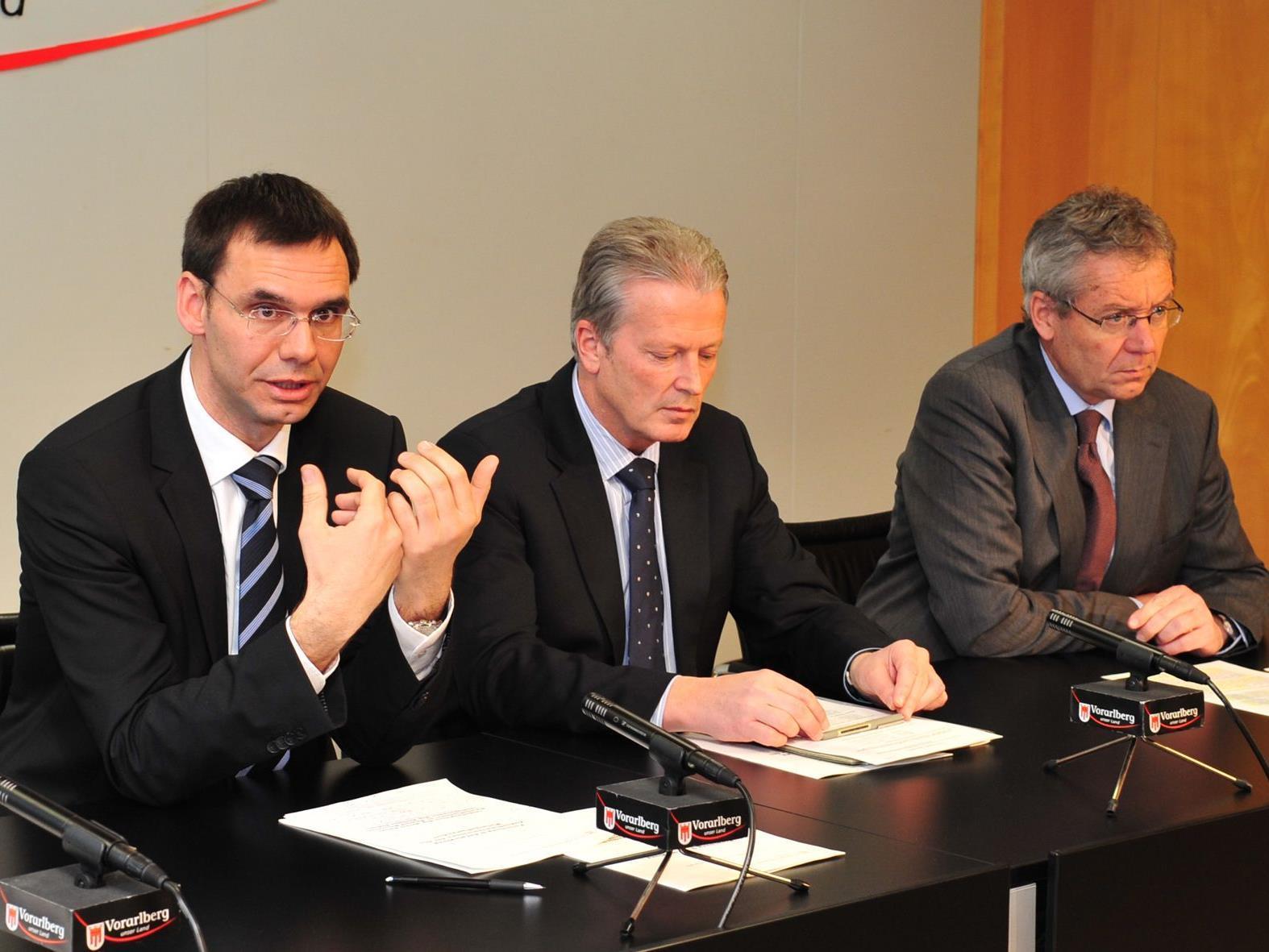 Forschung und Entwicklung als Zukunftsinvestitionen für den Wirtschaftsstandort Vorarlberg