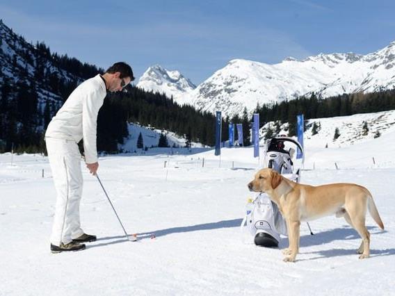 Lech Zürs Wintergolf Cup 2011