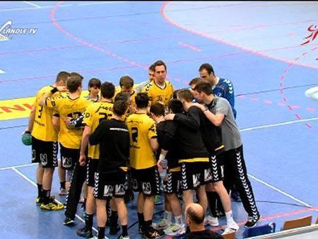Erster Sieg für Bregenz Handball