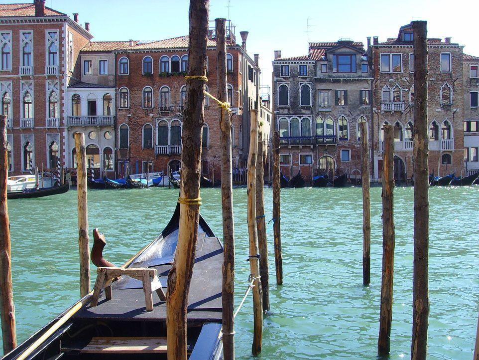 Urlaub in Venedig – bald ist dies vielleicht nur mit Gummistiefeln möglich.