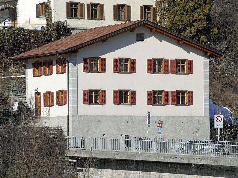 Im Frühmesshaus in Tschagguns wird am 12. März 2012 ein Bibelabend stattfinden.