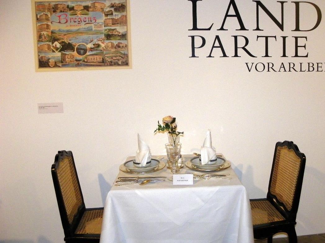 """""""Landpartie"""" im Martinsturm"""