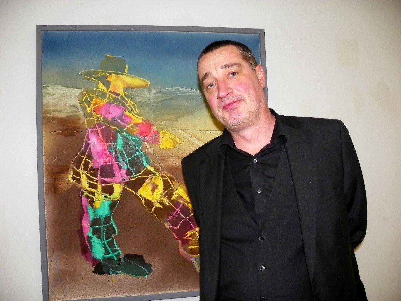 Künstler Arnim Tölke