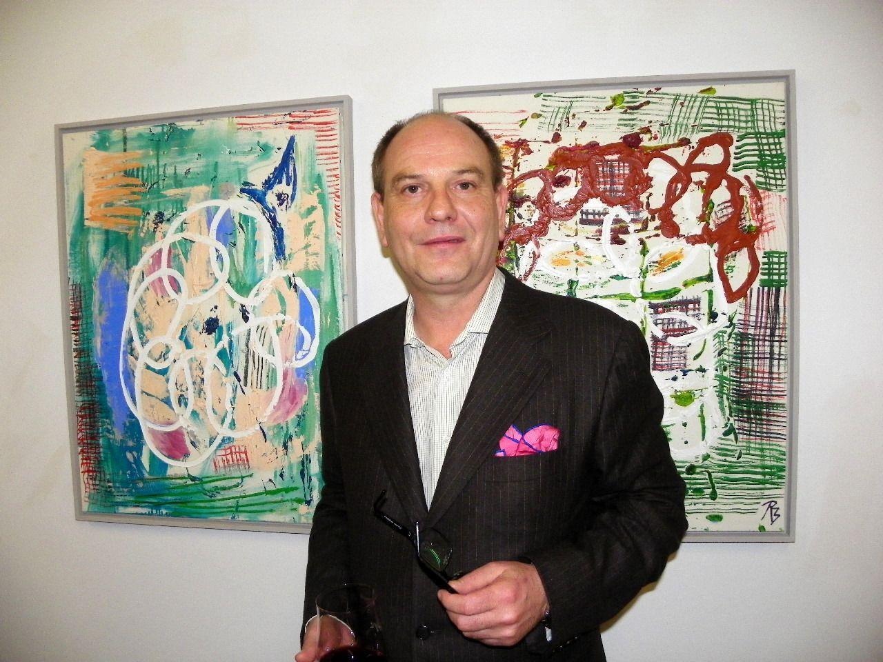 Künstler Reinhold Braun