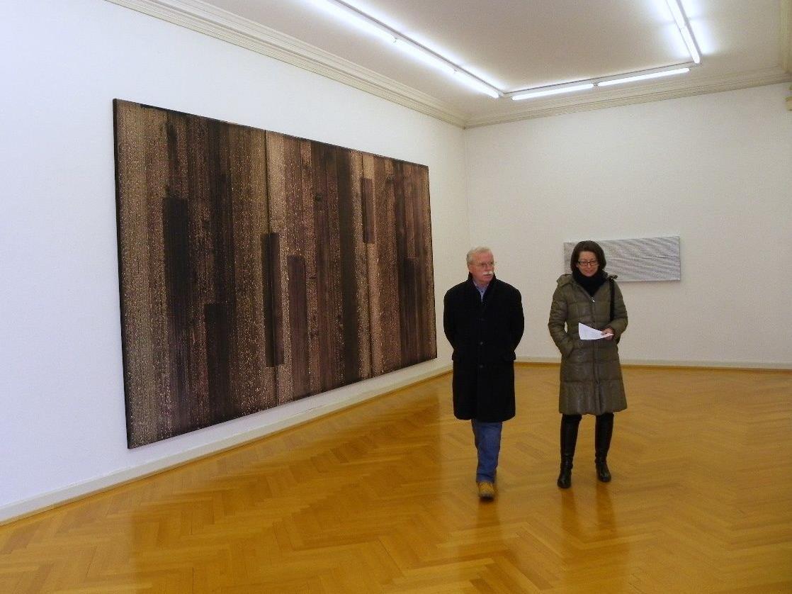 Gasteiger Ausstellung im Künstlerhaus