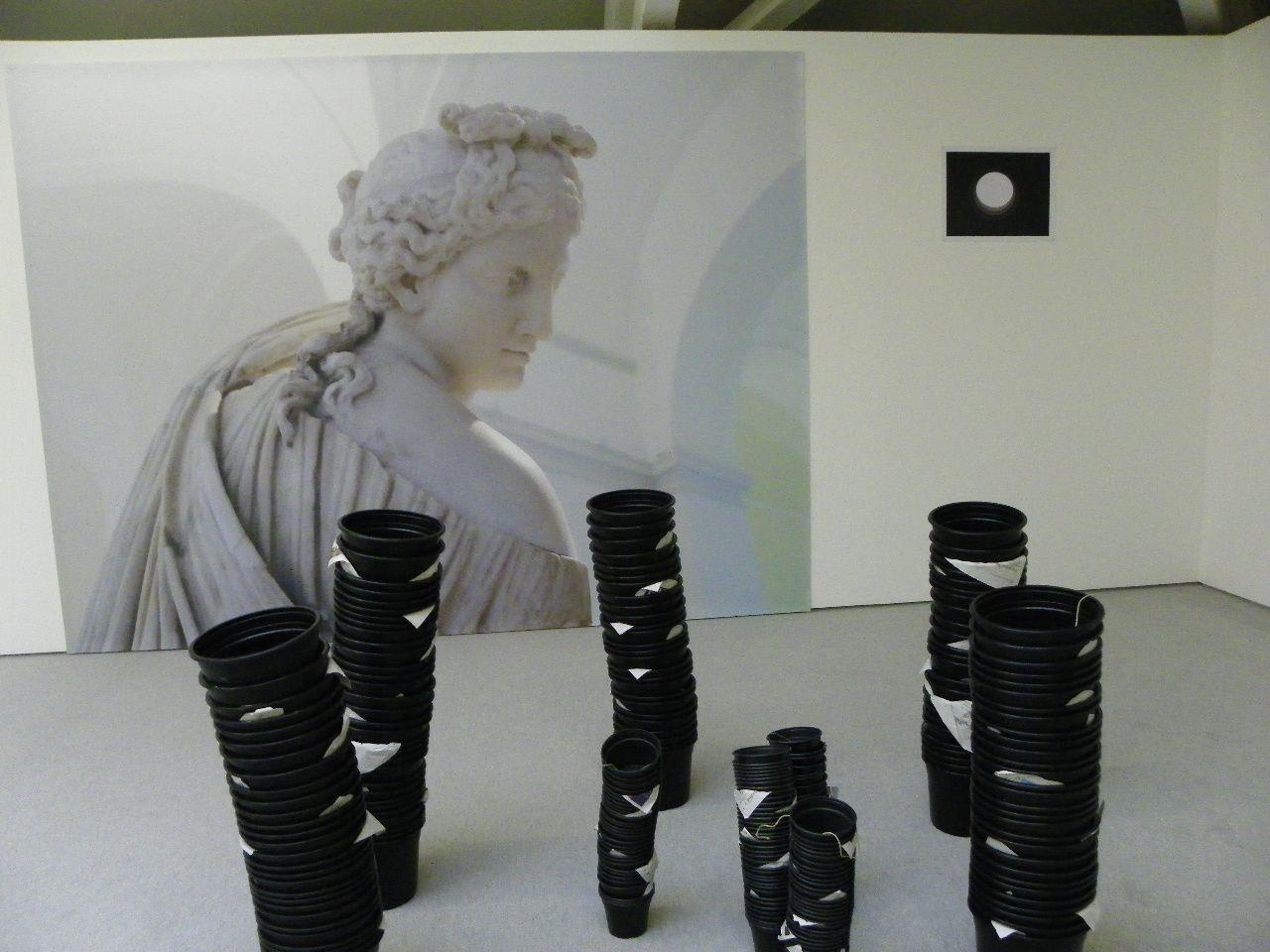 Installation und Fotografie