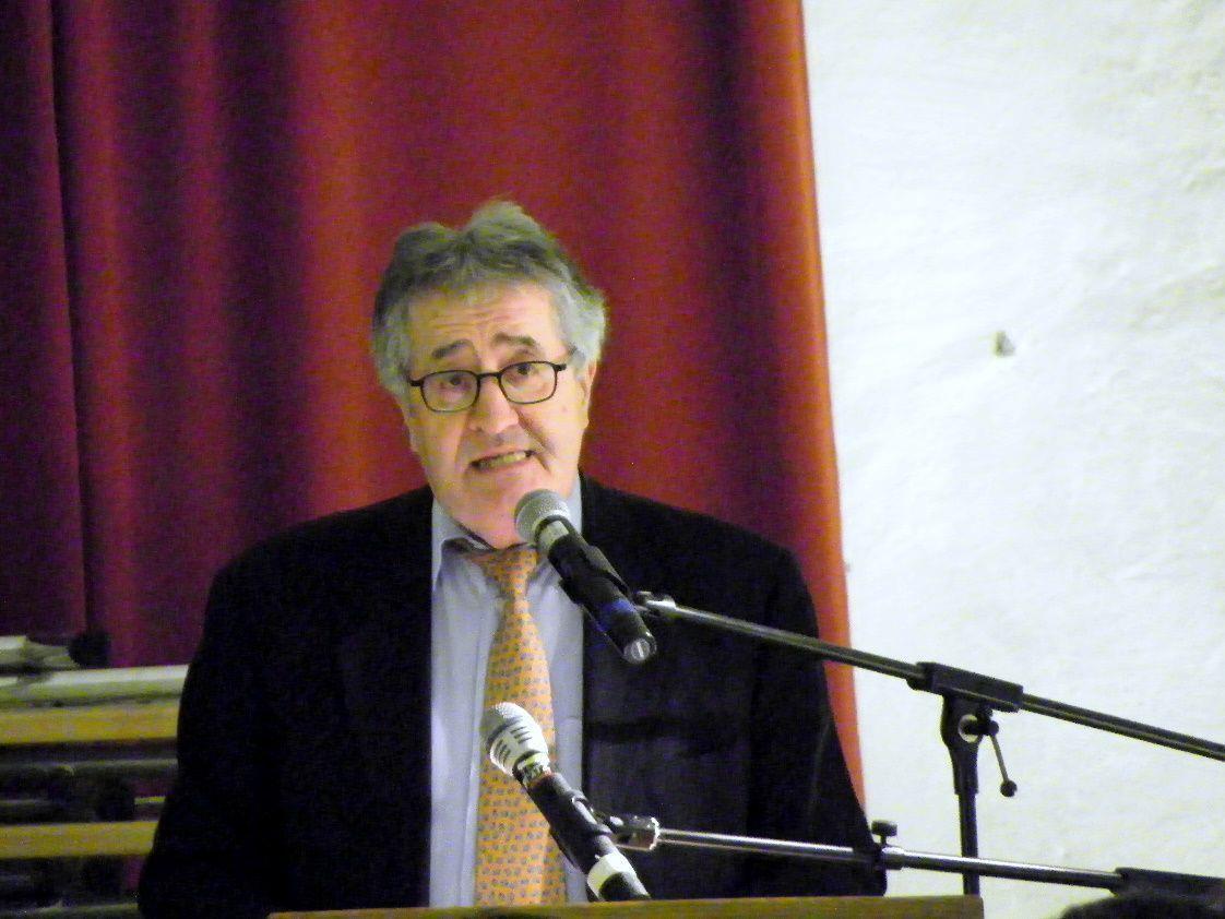 Prof. Dr. Egon Humpeler referierte über Wohlstandskrankheiten