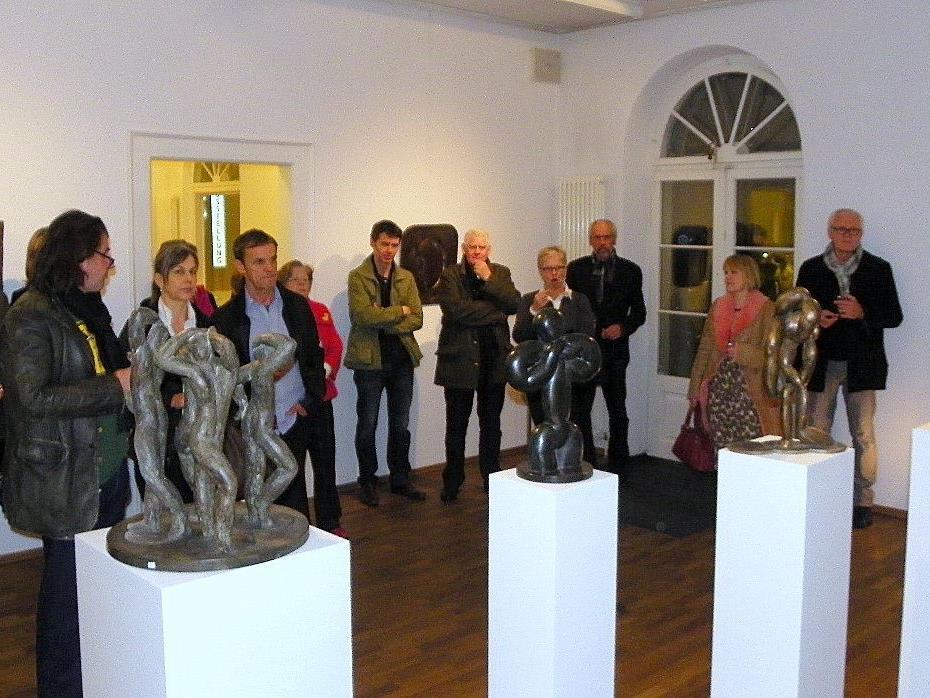 Vernissage in der Galerie Arthouse