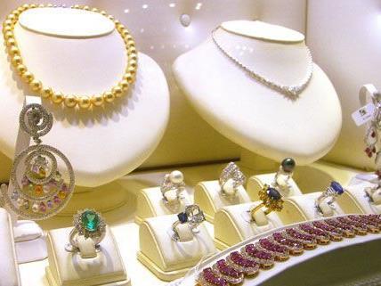 Juwelier in Kärnten wurde ausgeraubt