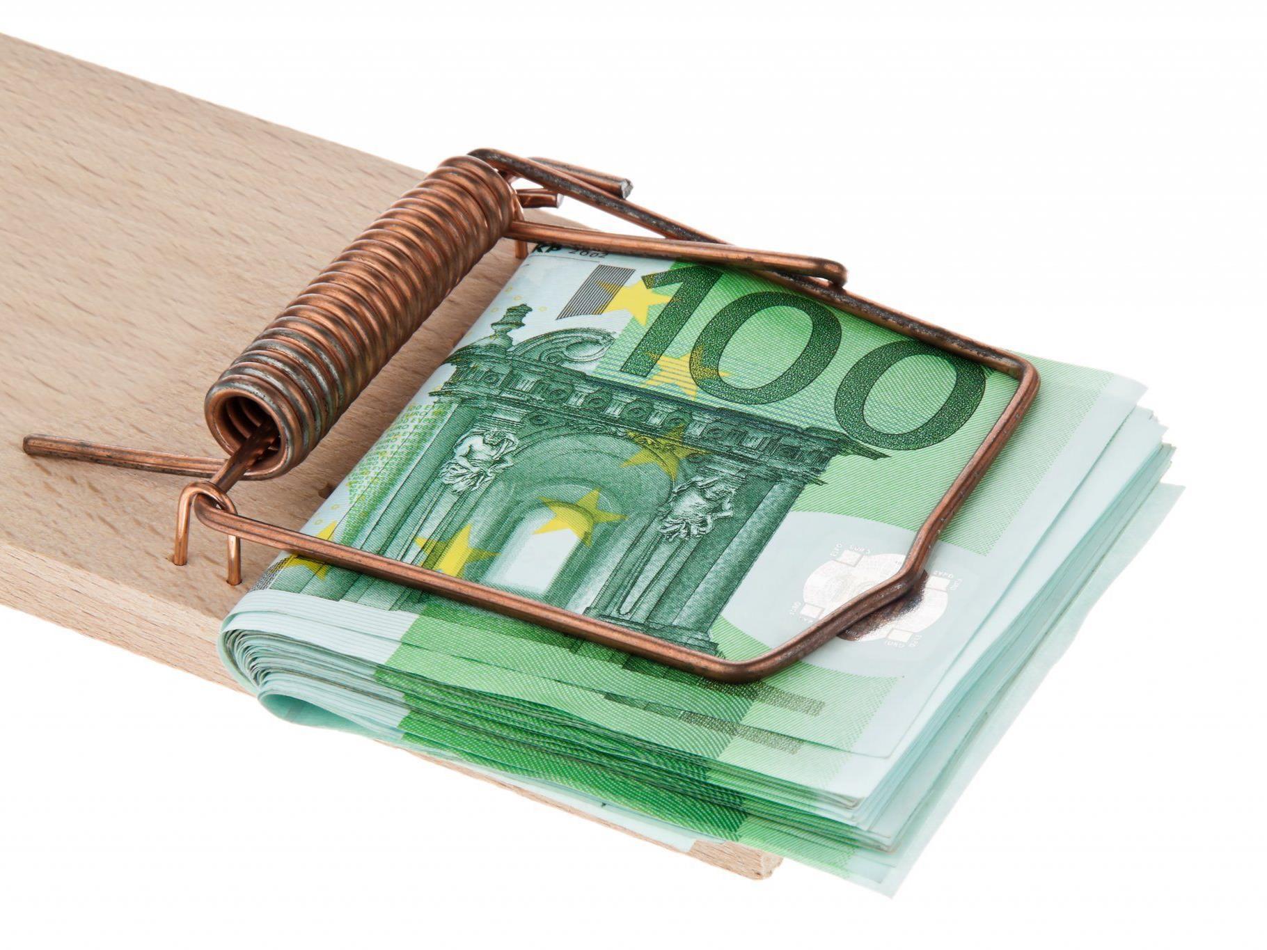 Die Schuldenfalle schlägt schneller zu als man glauben sollte. Die Folge: Privatkonkurs.