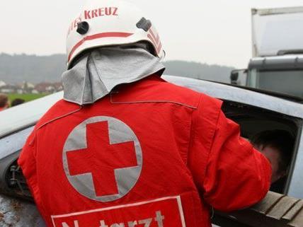 In Kärnten kam es zu einem schweren Verkehrsunfall