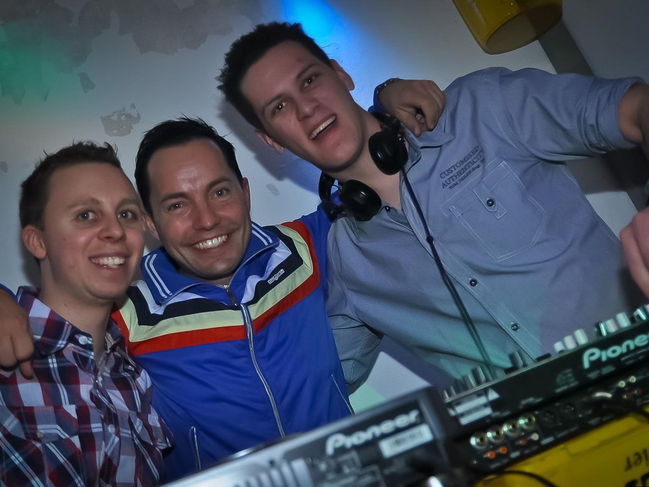 SteveRED, DJ F.A.B. und Epo!
