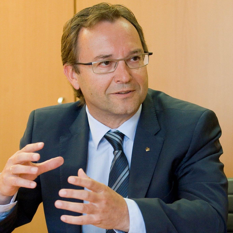 Werner Böhler: Betriebsergebnis wuchs von 47,3 auf 49,5 Mio. Euro an.