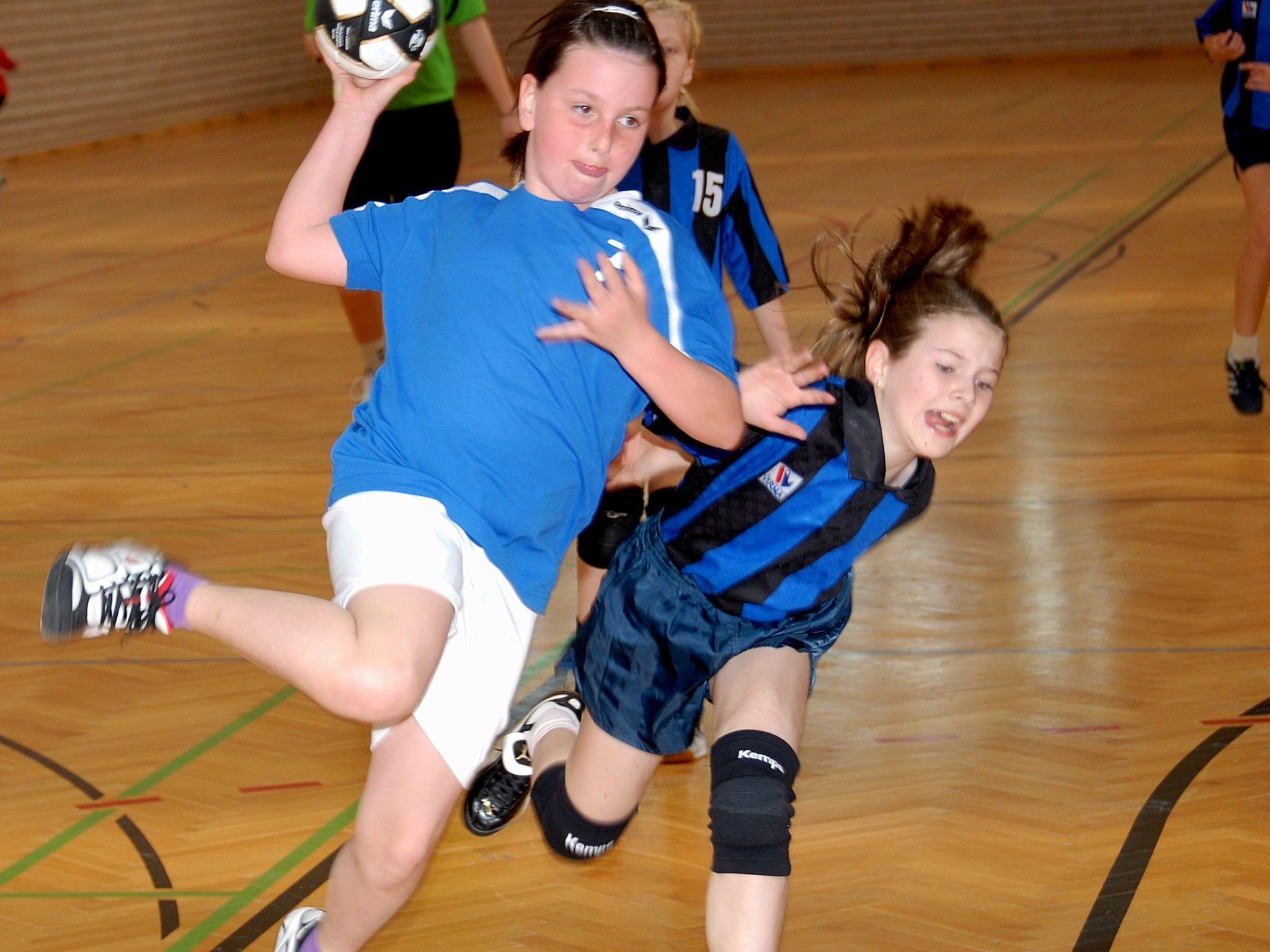 Feldkirchs Handballjugend ist einfach nicht zu stoppen.