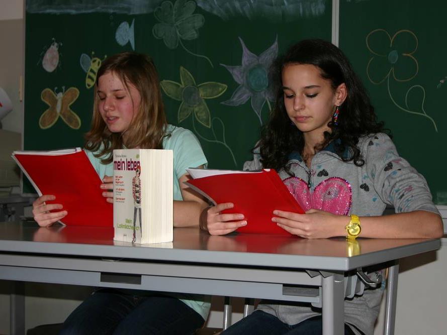 Belinda und Katharina