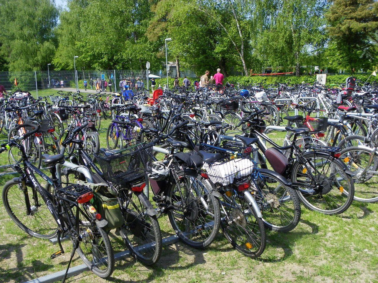 Ideales Park-Platzangebot bei Veranstaltungen