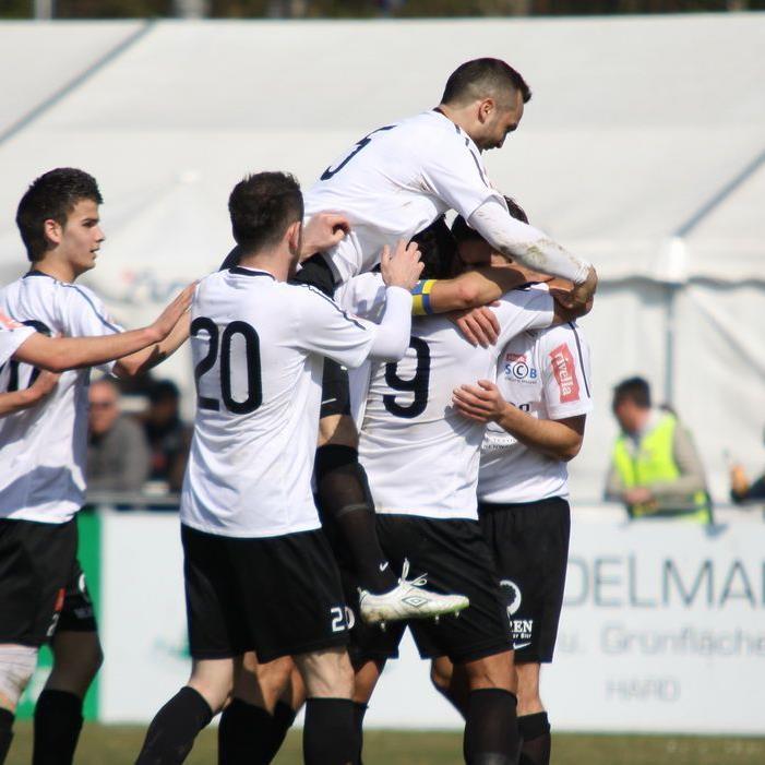 SC Bregenz will über einen Heimsieg gegen Saalfelden jubeln.