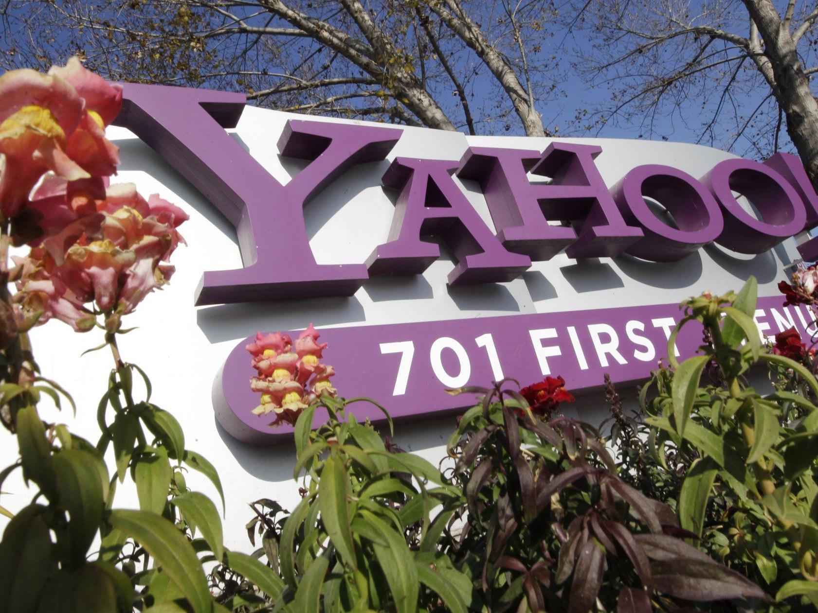 """Yahoo: Facebook ist """"über Jahre schwarz gefahren""""."""
