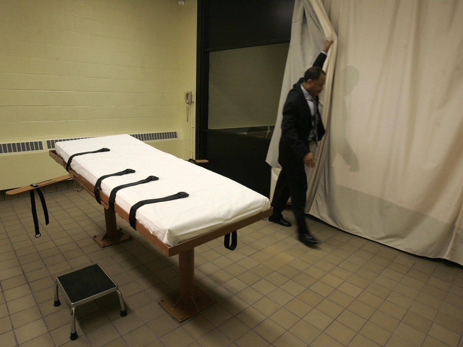 Todesstrafe für die Schweiz: Unvollständige Unterschriftenlisten.