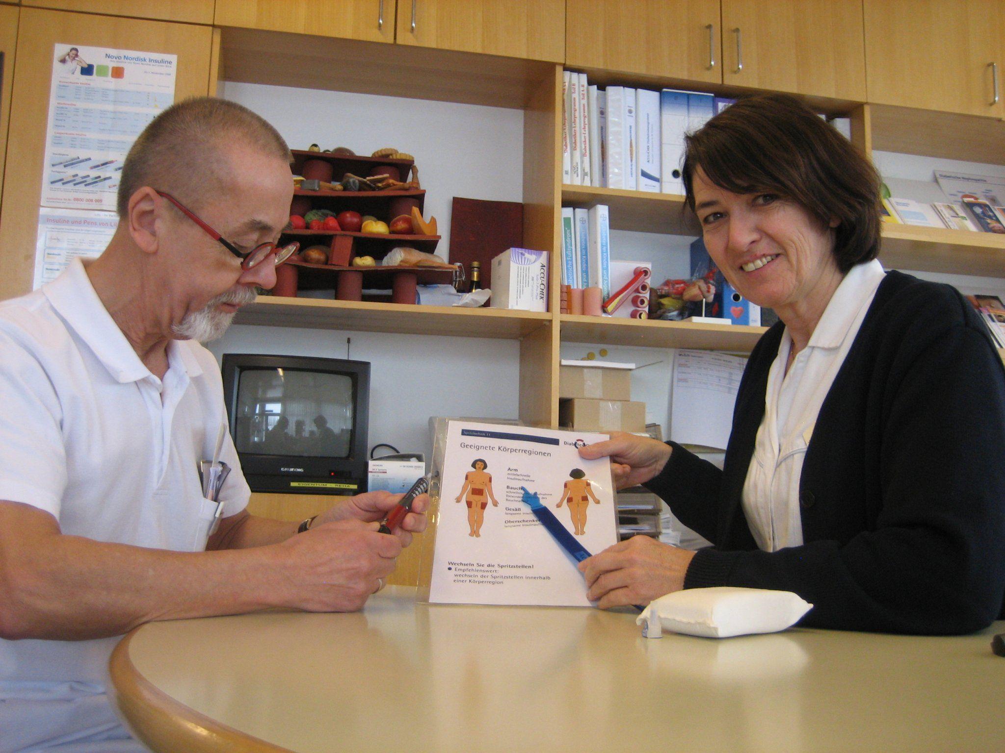 Das wöchentliche Programm für Diabetiker startet ab 21. März.