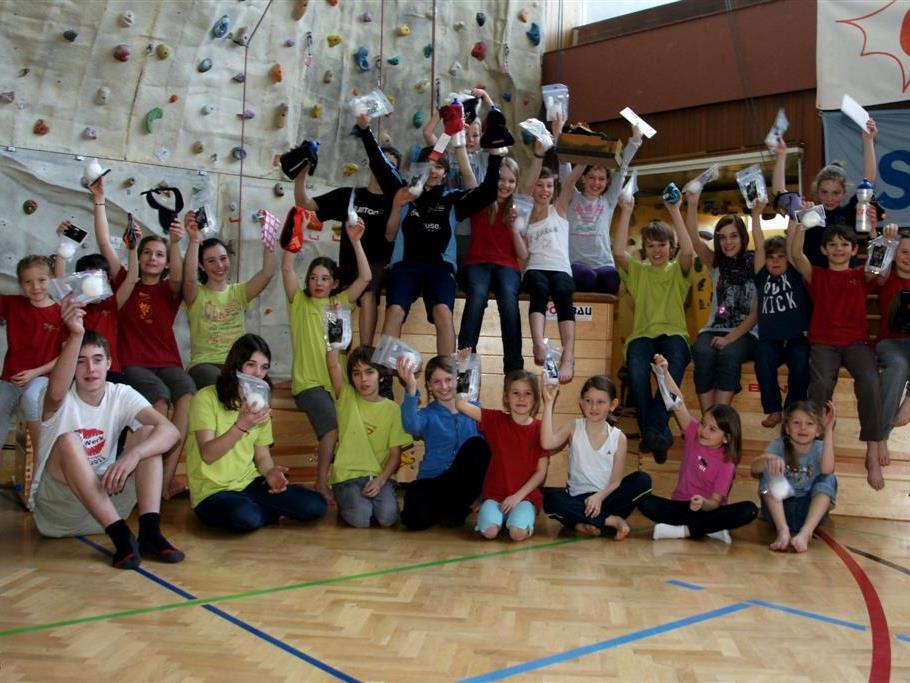 Die Sieger vom Wäldercup 2012