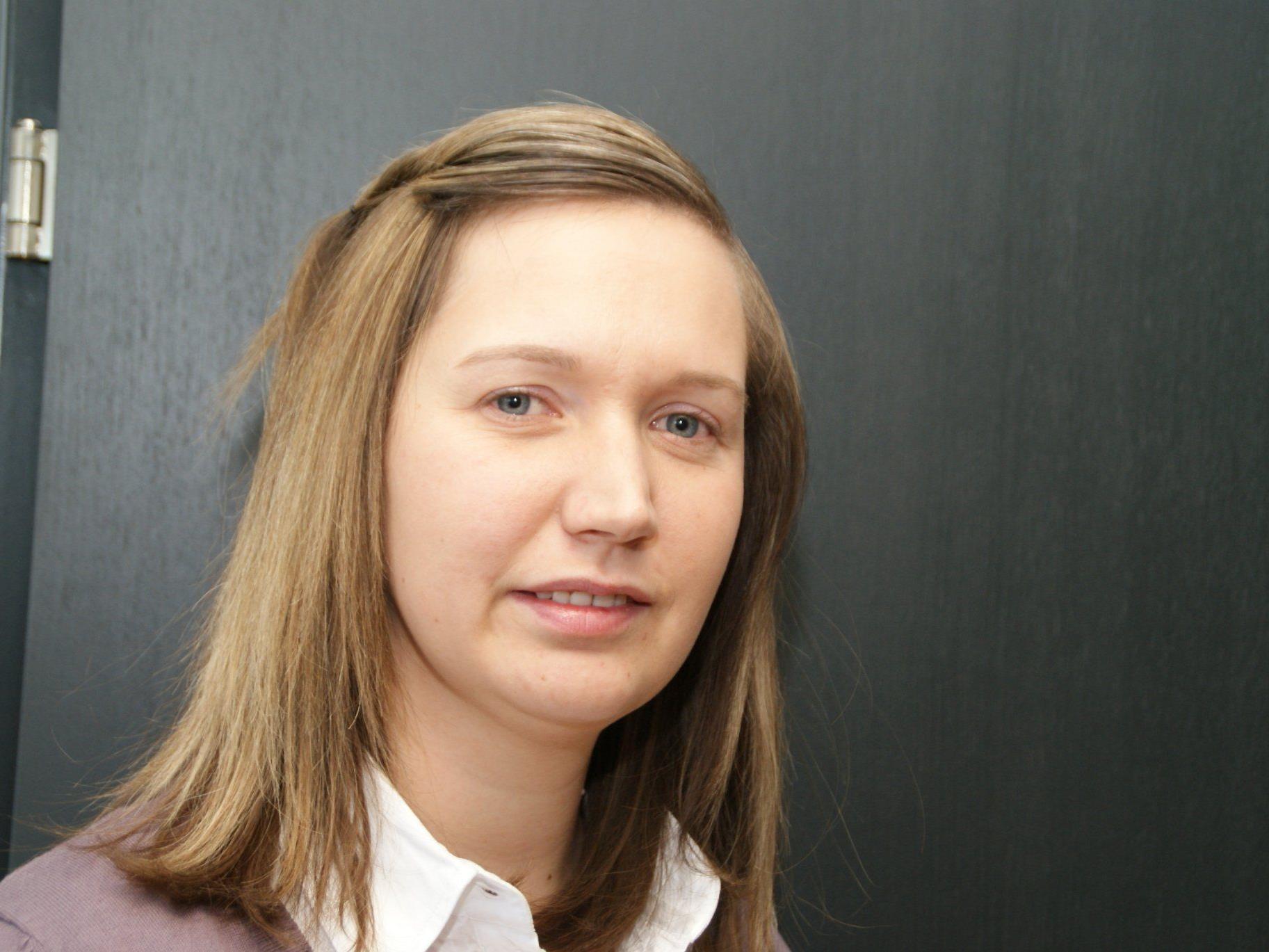 Geschäftsführerin Daniela Kohler