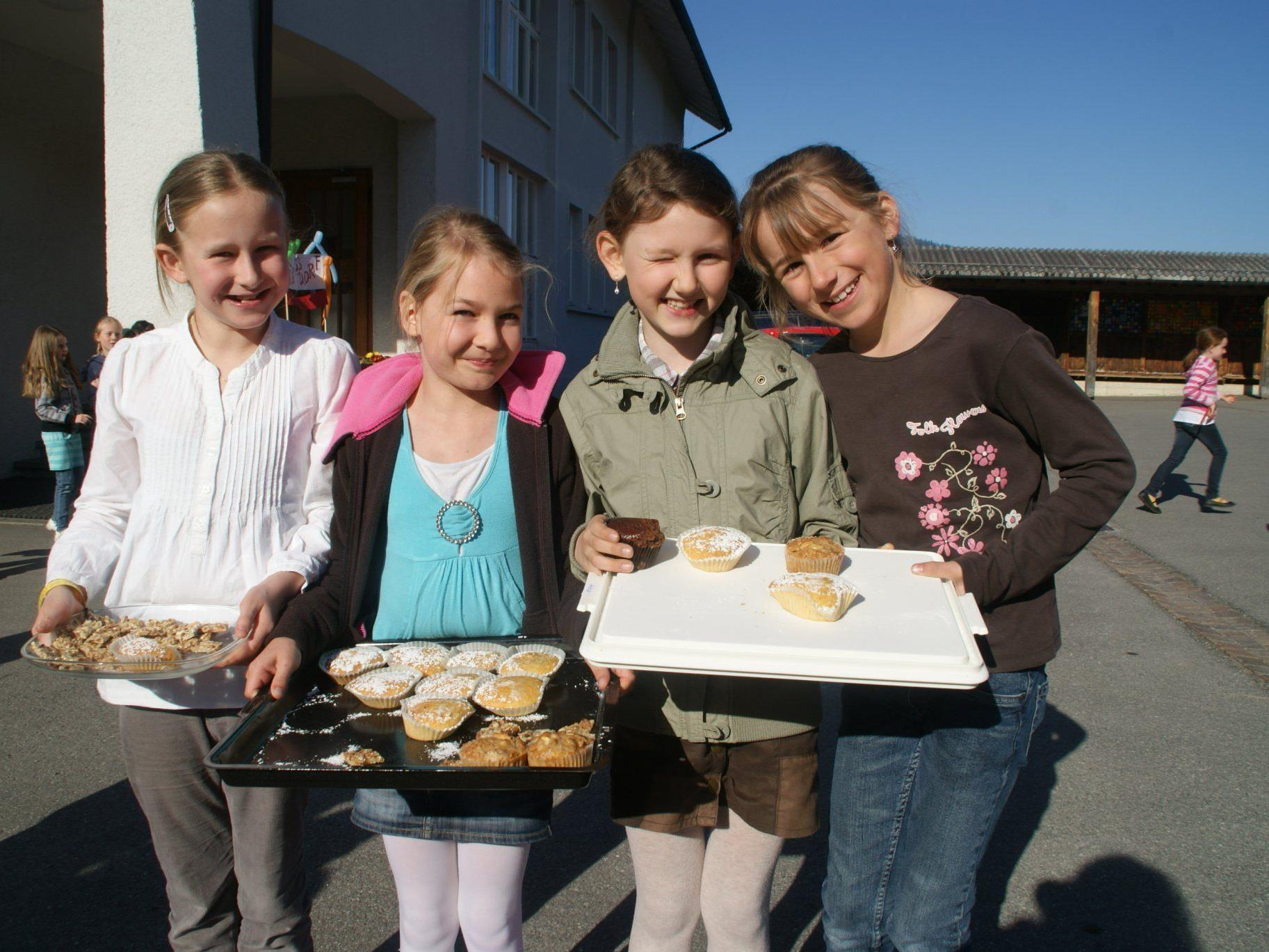 Köstliche Muffins ür hungrige Leseratten...