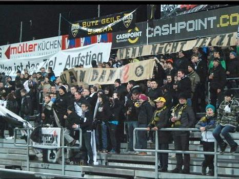 CASHPOINT SCR Altach spielt am Freitag, 23. März gegen den FC Lustenau