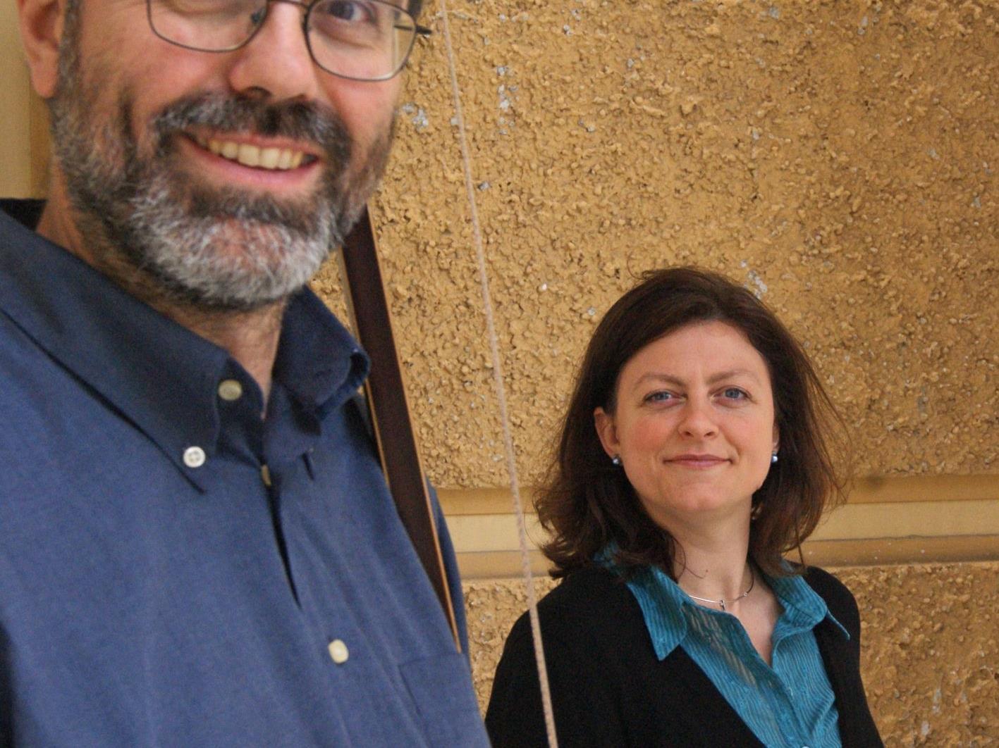 Die Organistin Silva Manfrè und der Lautenist Pietro Prosser konzertieren in Bludenz.