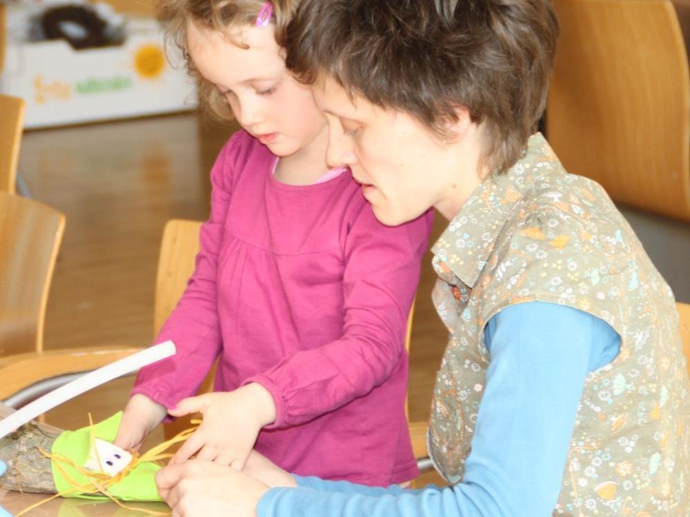 Werktagung für Familien in St. Arbogast