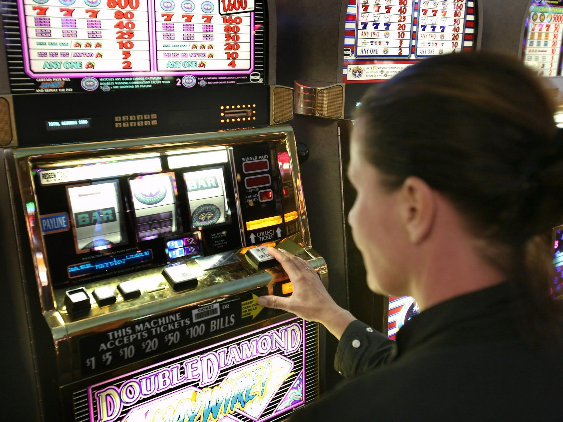 In Feldkirch wurde gegen das illegale Glücksspiel vorgegangen.